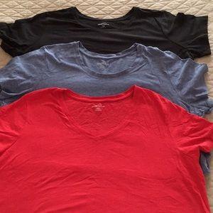 Eddie Bauer t shirt bundle xxxl